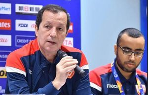 HLV U23 Bahrain: 'Thật may mắn khi được gặp U23 Thái Lan ngay ở trận ra quân'