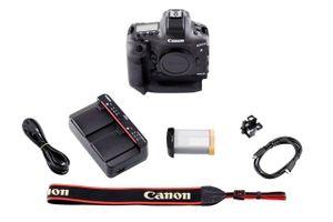Canon EOS-1D X Mark III – Tiếp bước một huyền thoại