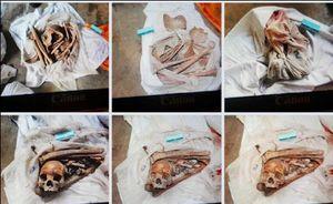 Không khởi tố vụ phát hiện 9 bộ hài cốt trong nhà dân ở Tây Ninh