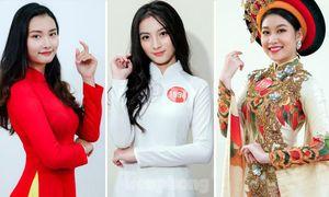 Nhan sắc 45 nữ sinh khoe sắc Chung kết Hoa khôi Sinh viên Việt Nam 2020