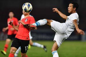 Trận quyết đấu giành ngôi đầu bảng của U23 Hàn Quốc