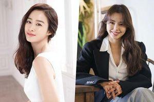 Kim Tae Hee bất ngờ với món quà từ Hoa hậu Honey Lee