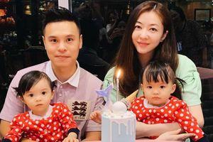 Tình cũ Quách Phú Thành hạnh phúc bên chồng đại gia và 2 con sinh đôi