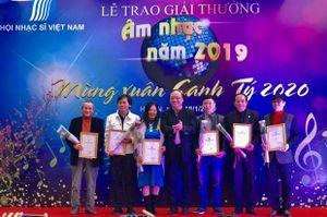 Trao Giải thưởng Âm nhạc 2019 cho 68 công trình, tác phẩm