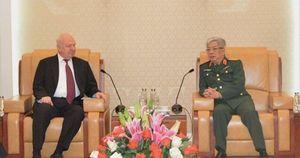 Đại tướng Ngô Xuân Lịch sắp thăm Nga