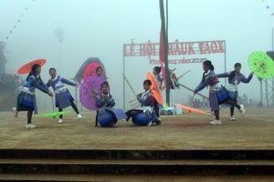 Vui hội Gầu Tào của người H'Mông ở Pha Long đầu năm mới