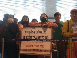 Khánh Hòa, Đà Nẵng tạm ngừng đón khách Trung Quốc vì virus corona