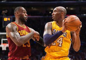 Cuộc gọi cuối cùng của Kobe Bryant cho LeBron James