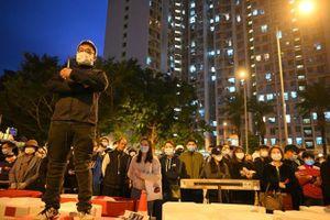Coronavirus chặn đứng làn sóng biểu tình sau nhiều tháng tại Hồng Kông