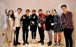 Vợ chồng Trấn Thành - Hari Won 'ủ mưu' đưa danh ca Hàn Quốc Kim Bum Soo về Việt Nam thực hiện đêm nhạc