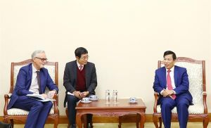 Việt Nam - Đức: Tăng cường hợp tác VHTTDL