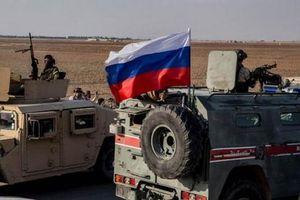 Quân đội Mỹ đánh bật binh sĩ Nga khỏi thành phố Tel Tamr?