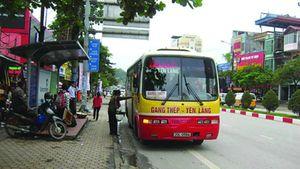 Nhượng quyền tuyến buýt số 2 Thái Nguyên: Chọn DN đủ năng lực khai thác