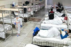 8230 người nguy kịch, 1115 người tử vong do nCoV, có người cách ly bỏ trốn