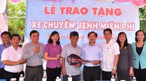 Huyện biên giới Bình Phước tiếp nhận quà thiện nguyện đầu xuân