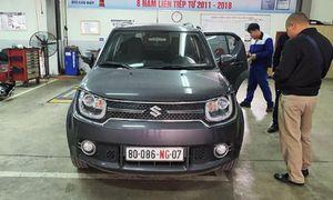 Chạm mặt 'của lạ' Suzuki Ignis giá rẻ tại Việt Nam