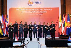 ASEAN đánh giá cao các trụ cột kinh tế ưu tiên do Việt Nam đề xuất