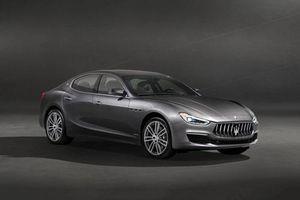 Bảng giá xe Maserati tháng 2/2020