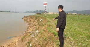 Huyện Nghi Xuân, Hà Tĩnh: Sông 'ngoạm' làng, dân bàng hoàng mất đất