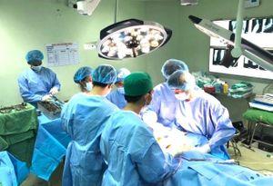 Cứu sống bệnh nhân bị gãy nhiều xương hi hữu ở 6 vị trí