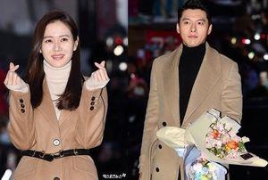 Hyun Bin, Son Ye Jin dự tiệc kết phim 'Hạ cánh nơi anh'