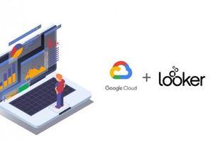 Startup tỷ đô Looker chính thức là một phần của Google Cloud Platform