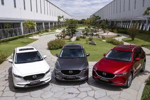 Mazda CX-5 tiếp tục ưu đãi sâu cạnh tranh Honda CR-V