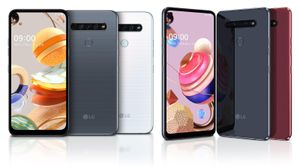 LG mang camera 48 megapixel lên chuỗi điện thoại tầm trung mới