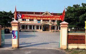 Quảng Bình: Kỷ luật Bí thư xã để con trai lấn chiếm gần 5.000m2 đất công