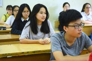 Hà Nội: Dự kiến thi vào lớp 10 vào ngày 1/6