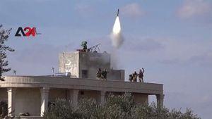 Phiến quân công bố ảnh dùng tên lửa Mỹ tấn công Su-24