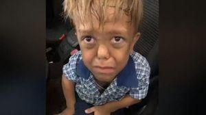 Cậu bé 'người lùn' muốn đâm vào tim mình vì bị bắt nạt ở trường