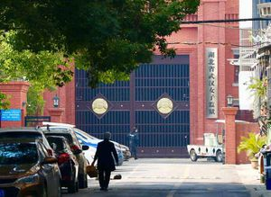 Hơn 500 tù nhân nhiễm virus corona tại Trung Quốc