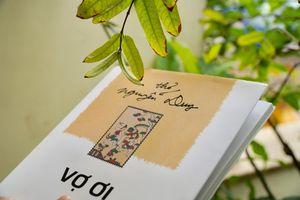 'Vợ ơi' – Lời tri ân ngọt ngào của nhà thơ nổi tiếng