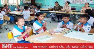 Những giáo viên tâm huyết đưa dân ca vào trường học ở Hà Tĩnh