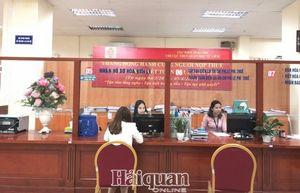 Duy trì 'phong độ' cải cách hành chính trong ngành Tài chính