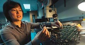 Chế tạo thành công kim cương từ nhiên liệu hóa thạch