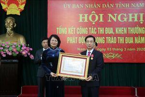 Phó Chủ tịch nước Đặng Thị Ngọc Thịnh: Phong trào thi đua phải thực sự thiết thực, hiệu quả