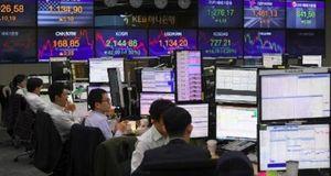 'Vén mây đen' Covid-19, chứng khoán Hàn Quốc dẫn sóng tại châu Á