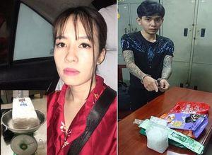 Bắt 'nữ quái' cầm đầu đường dây buôn ma túy ở TP HCM