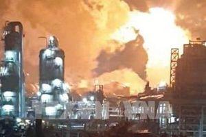 Đã có 56 người bị thương do vụ nổ nhà máy hóa chất ở Hàn Quốc