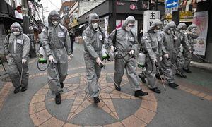 Hàn Quốc có thêm 800 ca nhiễm Covid-19, nâng tổng số ca nhiễm lên hơn 5.600