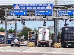 Bộ GTVT: Chưa thể giảm phí cho hai trạm BOT Bình Định
