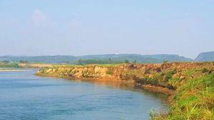 Thanh Hóa: Bờ sông Mã sạt lở, xã vẫn đề nghị gia hạn khai thác cát