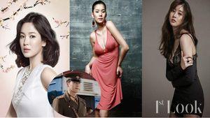 Chị em 'khó ở' khi ngắm dàn bạn gái 'đã đẹp còn giàu' của tài tử Hyun Bin