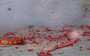 Nghệ An: Khởi tố đối tượng đốt pháo đêm giao thừa
