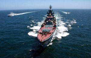 Năm mẫu tàu chiến 'hùng hổ' nhất thế giới hiện đại