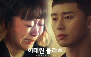 'Tầng lớp Itaewon' tập 11: Kim Da Mi bật khóc vì bị Park Seo Joon từ chối tình cảm?