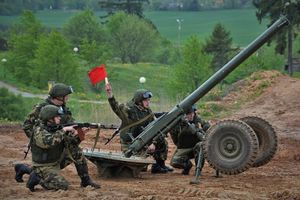 Súng cối 2B23 Nona-M1: Vũ khí thay thế hoàn hảo cho các xe pháo kéo