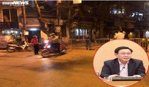 Bí thư Thành ủy Hà Nội: Người dân không nên hoang mang, lo lắng